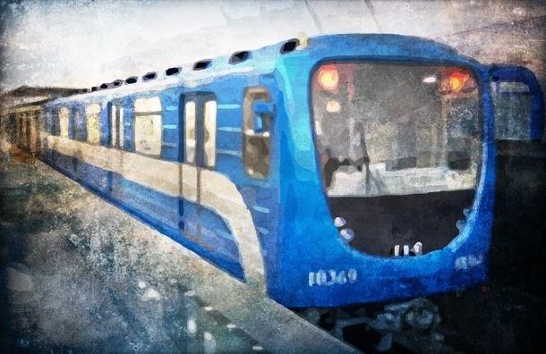 Петербург потратит полмиллиарда на 18 вагонов метро