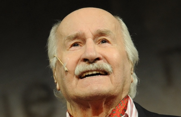 Сегодня, 10 февраля,  свой день рождения празднует актер Владимир Зельдин