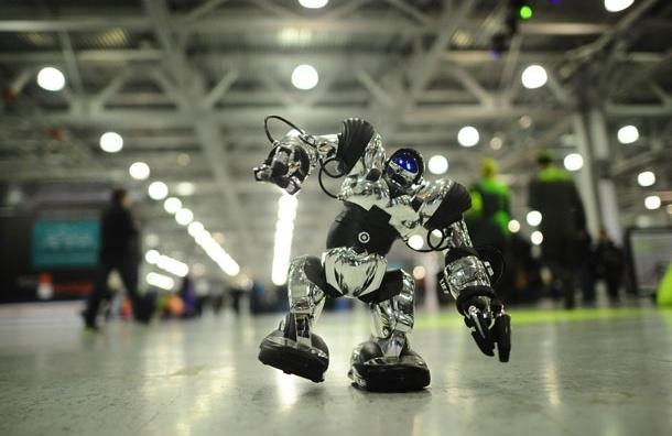 В Москве состоялся V Всероссийский робототехнический фестиваль «РобоФест-2013» (ФОТО, ВИДЕО)