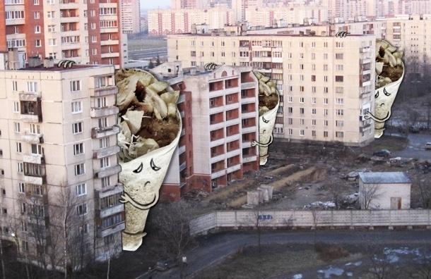 В Купчино чиновники решили запретить шаверму
