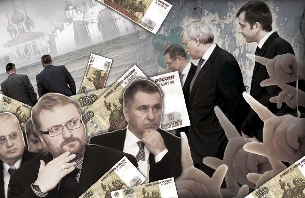 Александр Невзоров: Полтавченко помешан на санитарии, он сам - чемпион по незамазанности
