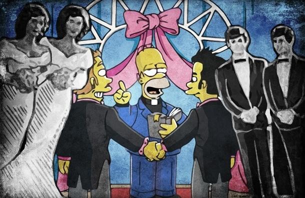 «Мы будем регистрировать в Петербурге браки однополым парам. И даже не парам»