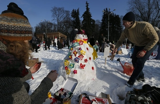 Москва и Таллин обменяются названиями парков