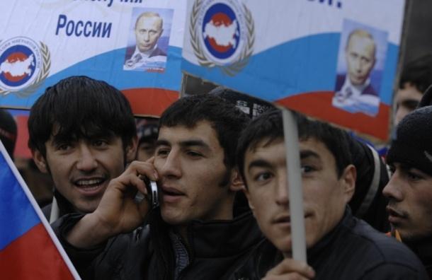 Власти Москвы хотят отменить квоты для мигрантов
