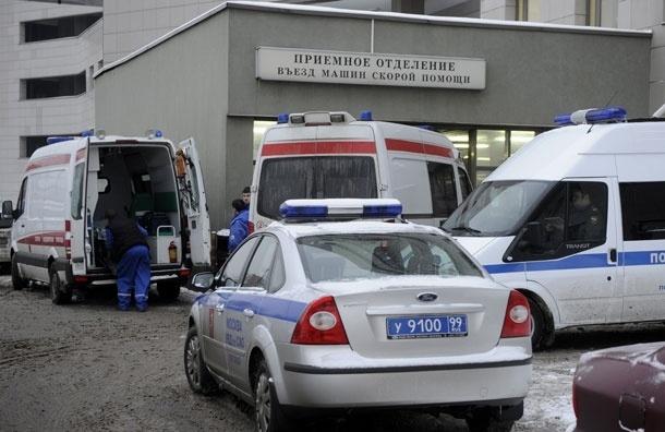 Задержаны трое подозреваемых в стрельбе по посетителям столичного кафе