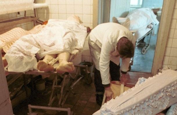 Житель Псковской области живьем заморожен в морге