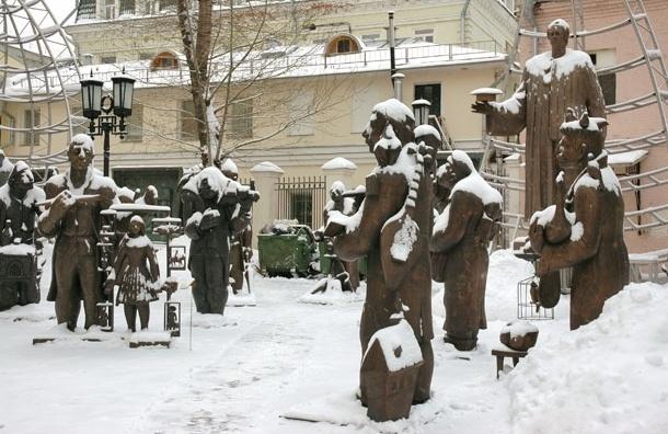 Исторические скульптуры и художественные надгробия в Москве отреставрируют в ближайшее время