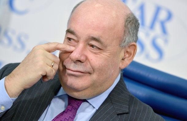 Михаил Швыдкой покинет