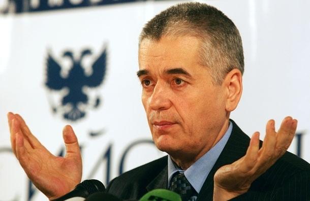 «На Олимпиаде в Сочи будет мало народу» - Онищенко