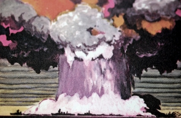 Северная Корея сожгла Обаму в огне ядерного взрыва