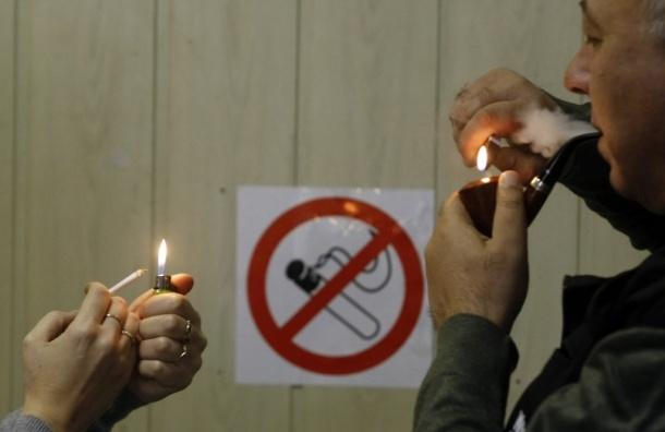 49 % россиян сомневаются в эффективности принятого антитабачного закона - опрос