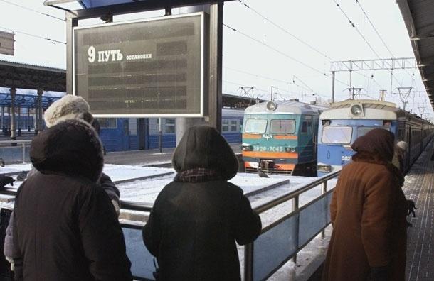Самые опасные ж/д перегоны в Москве и МО по версии Следственного комитета РФ