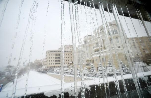 Московские аэропорты  работают по фактической погоде