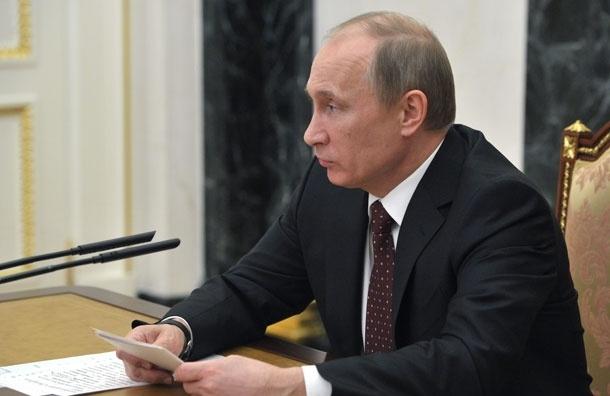 «Мы все бубним и бубним по поводу повышения качества ЖКХ,а  мало что меняется» - Путин