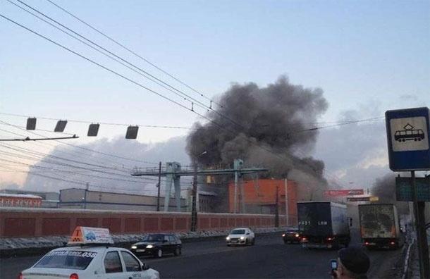 МЧС отрицает падение самолета в Челябинске: «Это болид - большой метеорит» - ВИДЕО