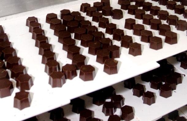 Выбраны вкусы шоколадных конфет для Олимпиады в Сочи