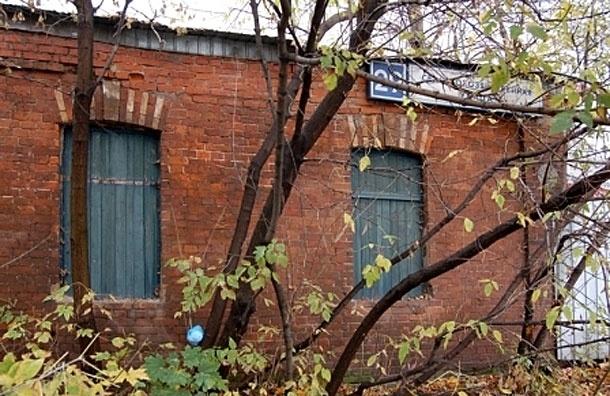 Суконную фабрику конца XIX в. в Свиблове предлагают арендовать, реставрировать и свободно использовать