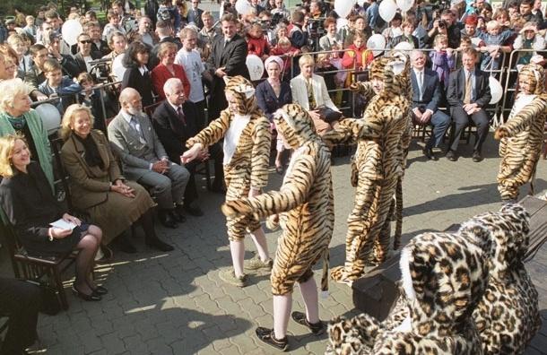Московскому зоопарку  исполняется 149 лет
