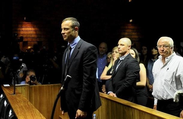 Оскар Писториус все-таки освобожден под залог