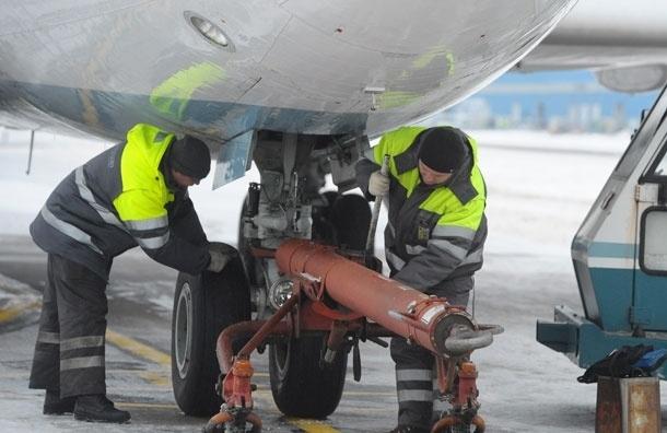 Аэропорты Москвы работают в штатном режиме