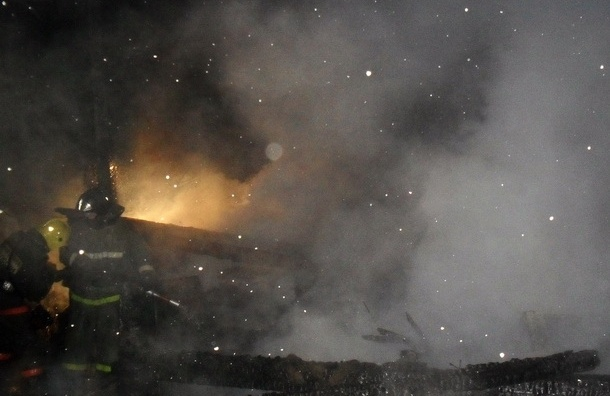 Пожар на севере Москвы унес жизни трех человек
