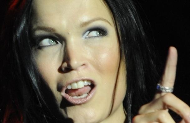 Экс-солистка Nightwish Тарья Турунен даст концерт в Москве и Петербурге