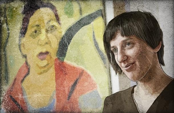 Художница рисует петербургских мигрантов и верит, что люди их не любят по указке сверху