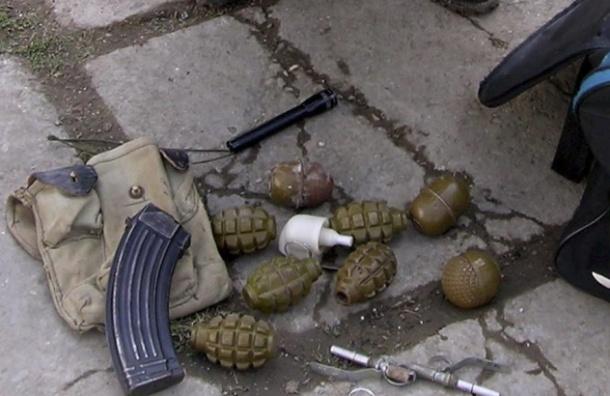 Более 100 единиц оружия изъяли у жителя Москвы