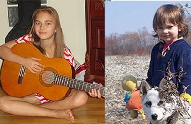Сестер Шутовых нашли у родителей в Рязанской области волонтеры