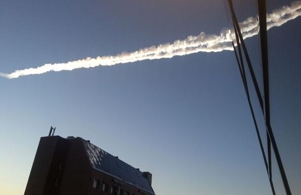 Упавший в Челябинске метеорит попал в мировые тренды Twitter