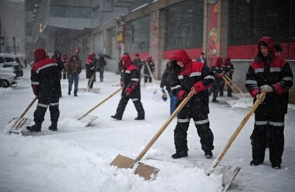 Снегопады в Москве возможны до марта - Гидрометцентр