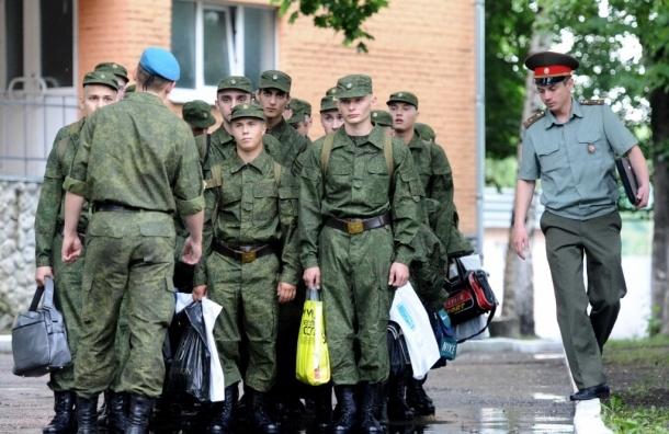 Большинство московских призывников будут проходить службу в ЦФО - Собянин