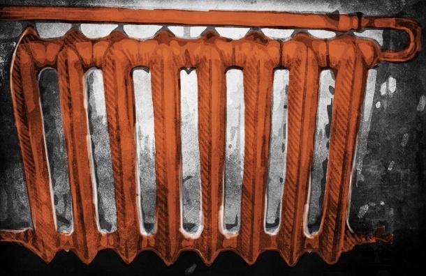 Батареи в домах Петербурга греют на полную при любой погоде
