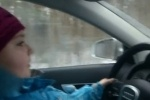 Родители восьмилетней гонщицы на Audi прячутся от ГИБДД