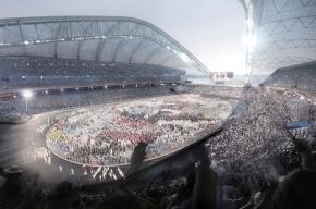 На Олимпиаду в Сочи потратили более одного триллиона рублей