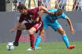 «Зенит» сыграет против «Рубина» в Чечне