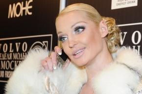 Анастасия Волочкова споет в шоу «Две звезды»