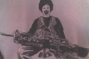 В Петербурге банда клоунов ограбила ювелирный магазин