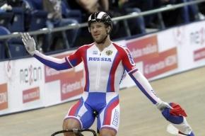 Чемпионат мира по велоспорту в Минске: Денис Дмитриев принес России первую в истории медаль в спринте
