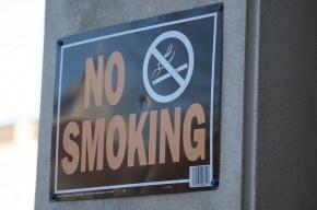 Антитабачный закон одобрен Советом Федерации: сенаторов-курильщиков выгоняют на улицу
