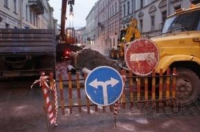 На Воронежской улице разлившийся кипяток залил автомобили