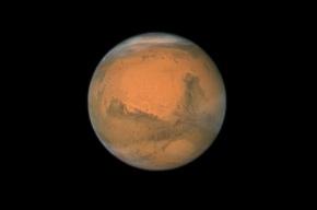 Первый полет человека на Марс намечен на 2018 год