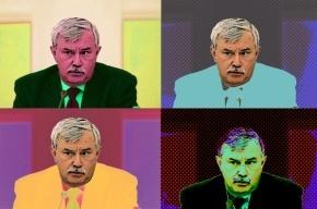 Полтавченко занял четвертое место в медиарейтинге губернаторов