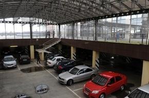 Первые 3 часа парковки у московских ТЦ, возможно, станут бесплатными