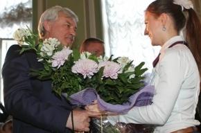 Полтавченко попросил чиновников не дарить ему на юбилей ничего, даже цветы