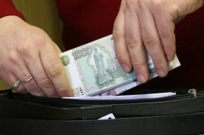 Троих налоговиков и бухгалтера задержали по делу о крупной афере в Петербурге