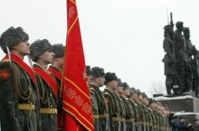 Как отметят 23 февраля в Петербурге: артиллерийский салют, уроки мужества и ролики в метро