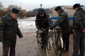 В Петербурге запретили велопробеги для более чем 10 человек