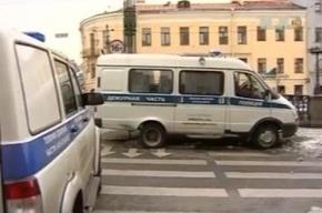 СМИ: Бизнесмен застрелился на канале Грибоедова из-за того, что у него вымогали взятки
