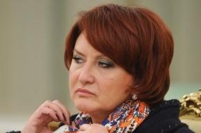 Елену Скрынник допрашивали 5 часов и не предъявили никаких обвинений